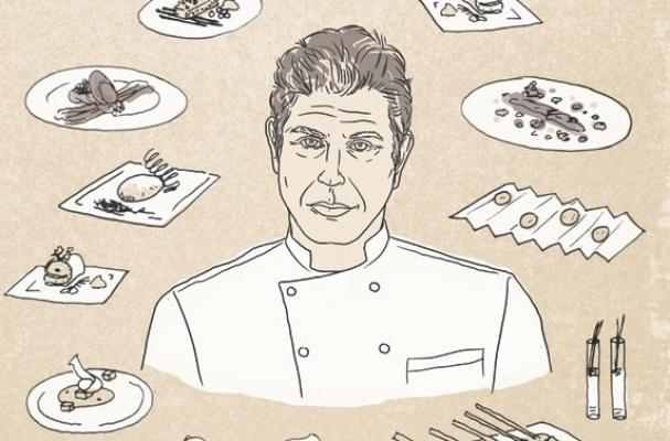 Anthony Bourdain Posters