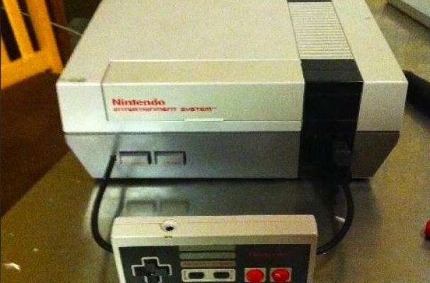 DIY Nintendo Lunchbox
