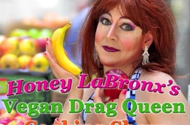 vegan drag queen
