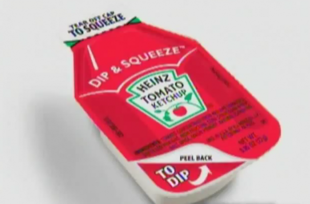 New Ketchup Packet