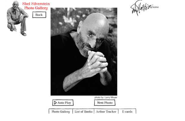 Shel Silverstein And His Family: Beautiful Food Poetry By Shel Silverstein