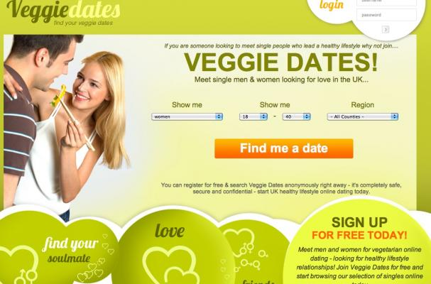 vegetarian dating site Directory of vegetarian dating and singles resources on the internet  proud winner of vegnews magazine's award top site to find a veggie mate.