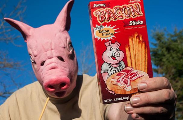 Savory Bacon Sticks