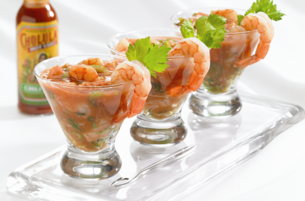 Foodista | An Appetizer With a Kick: Bloody Mary Shrimp Cocktail