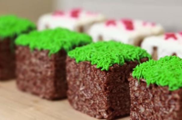 Rice Crispy Cake Recipe Bbc