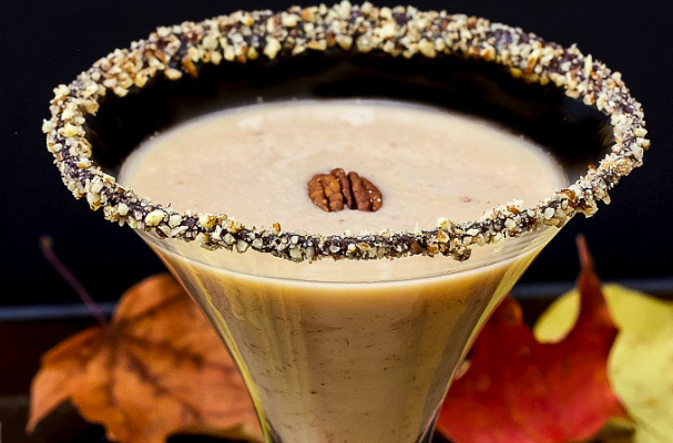 Foodista Pecan Pie Martini And Other Thanksgiving Drinks