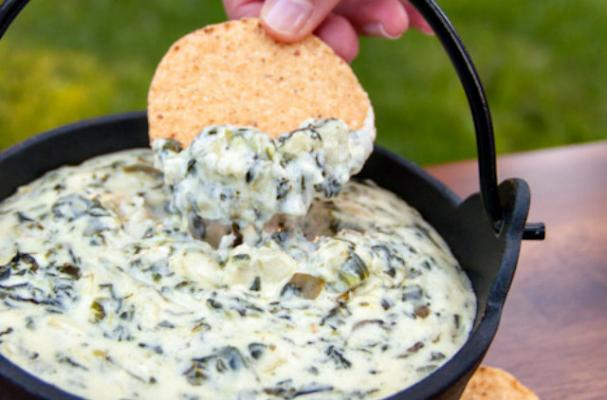 Easy Appetizer: Spinach and Artichoke Dip