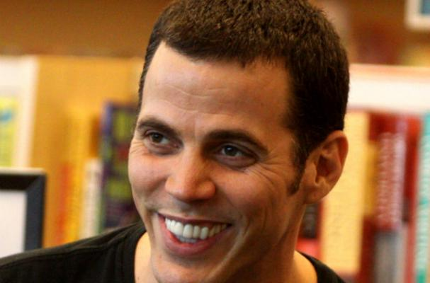 Steve-O Opens Up About Why He Went Vegan