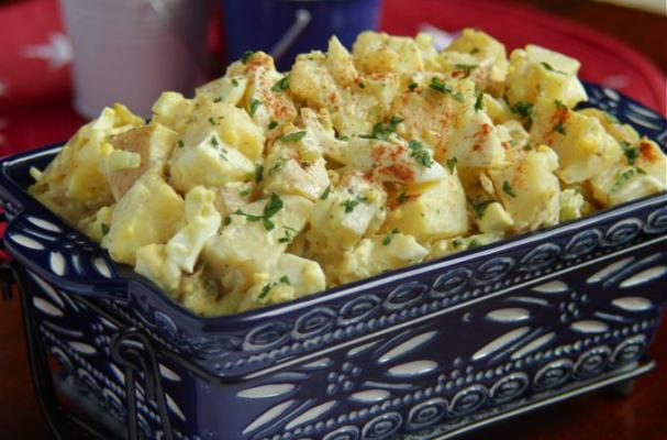 Foodista A Good Old Classic Potato Salad Recipe