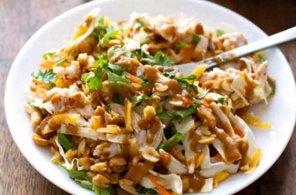 Easy Chicken Recipe: Chopped Thai Chicken Salad