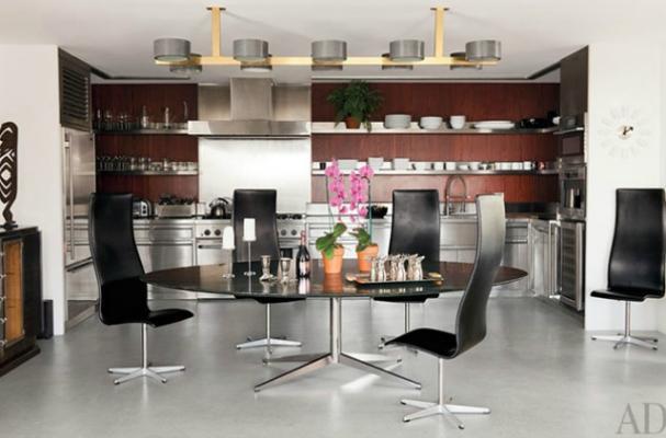 Celebrity Kitchens: Adam Levine