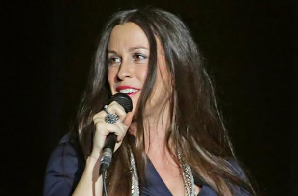 Alanis Morissette Has an Almost All Vegan Diet