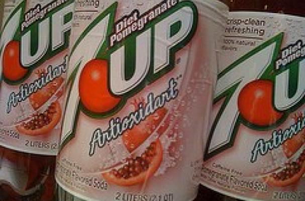 7UP Antioxidant