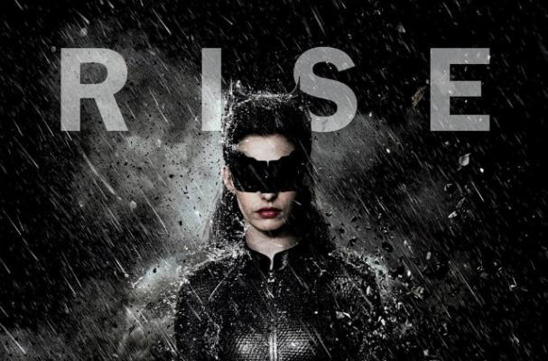 Anne Hathaway's 'Dark Knight Rises' Diet