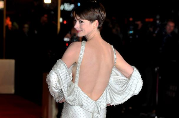 Anne Hathaway Doesn't Want to Talk About her Les Miserables Diet