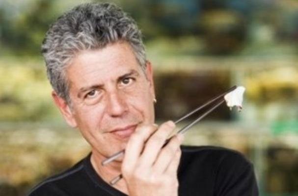 Anthony Bourdain Says Hong Kong is the Best City for Street Food