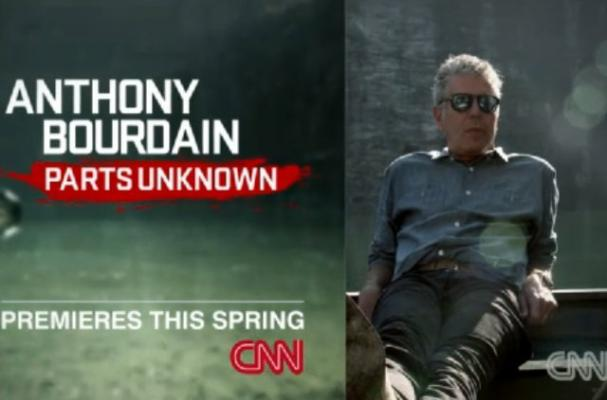 Watch a Preview of Anthony Bourdain's New CNN Show 'Parts Unknown'