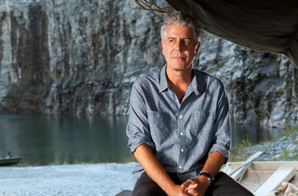 Anthony Bourdain's CNN Show Gets a Premiere Date
