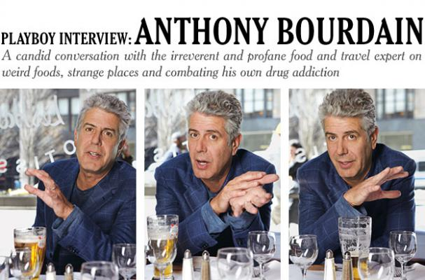 anthony bourdain playboy