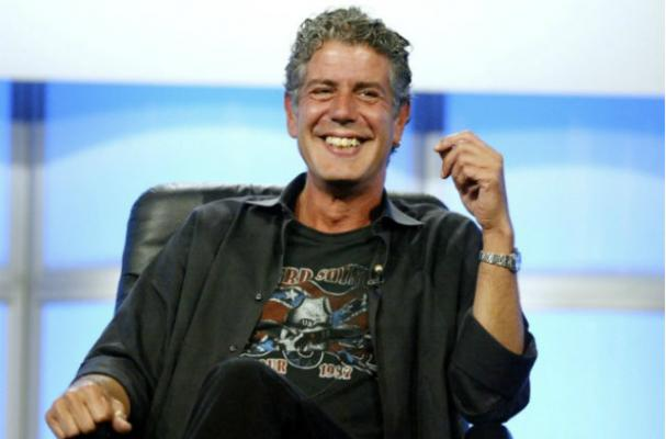 Anthony Bourdain's New Show Called 'The Taste'