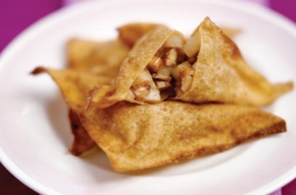 Foodista | Hand Held Five Spice Apple Pies