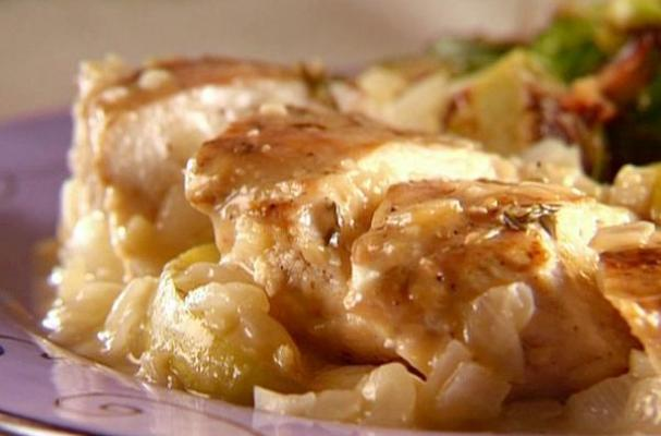 Apple Cider Chicken recipe