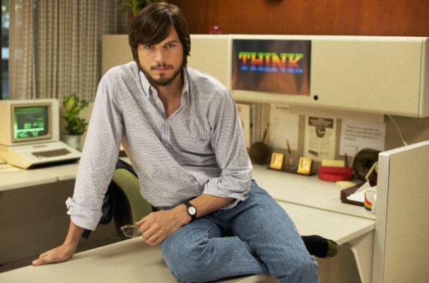 Ashton Kutcher's 'jOBS' Diet Sent Him to the Hospital