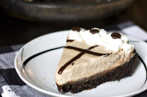Must-Have Bailey's Mousse Pie