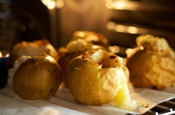 baked baking apples