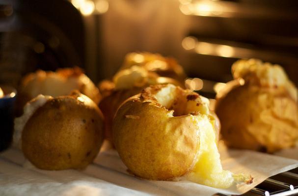 baked baking apples