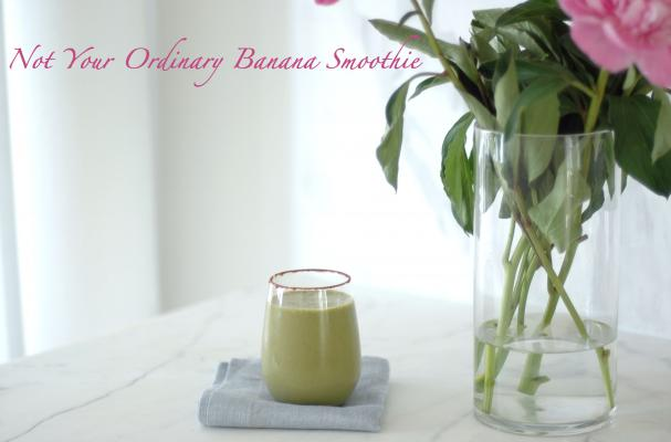 smoothie recipes with banana