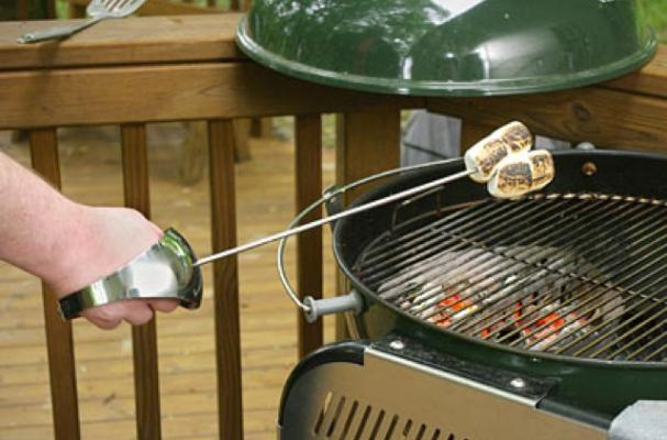 swashbuckling grilling tools