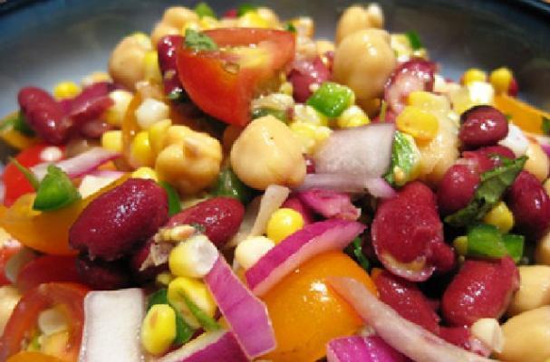 Meatless Monday: Bean Salad
