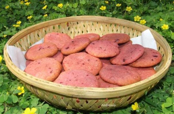 Beet Cookies