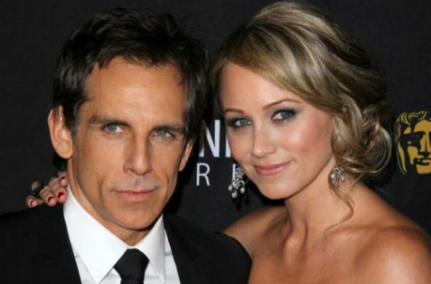 Ben Stiller and Christine Taylor Goes Vegan