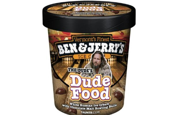 big lebowski ice cream