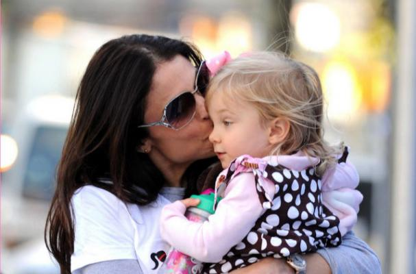Bethenny Frankel's 2-Year-Old Daughter Chose Vegetarianism