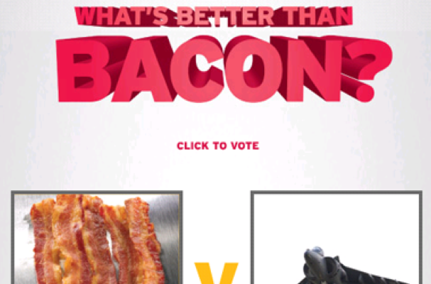 Denny's free bacon giveaway