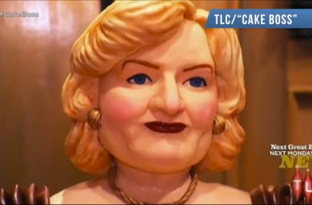 Betty White Cake