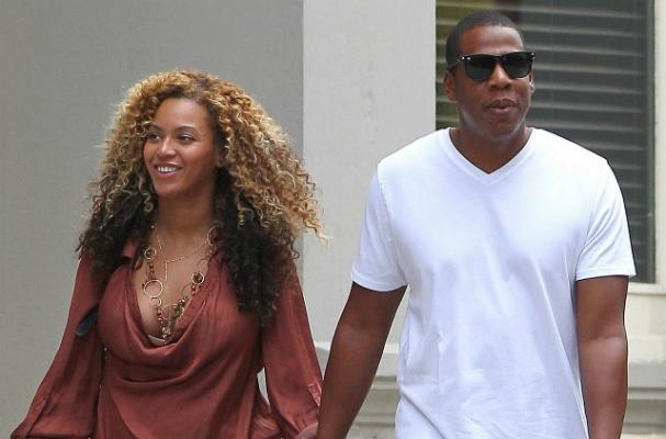 Beyonce and Jay-Z Celebrate NYE at Buttermilk Channel