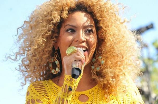 Pregnant Beyonce Love Ketchup