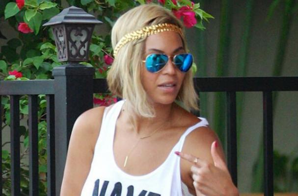 Beyonce Spends $2,000 Nando's in London