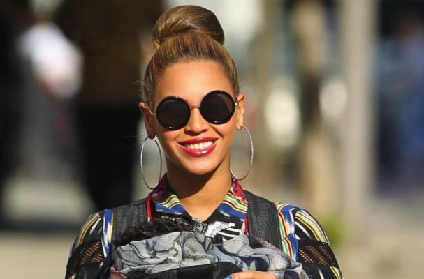 Beyonce Gives Up Fad Diets for Daughter
