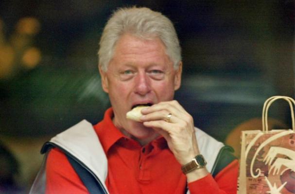 Matt Lauer Asks Bill Clinton About His Vegan Diet