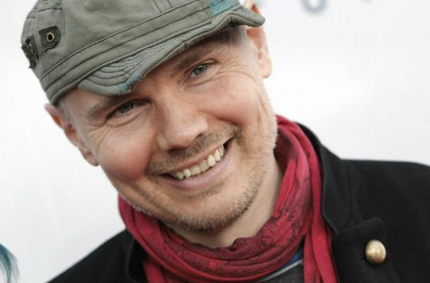 Billy Corgan Opens Tea Shop With Acoustic Set