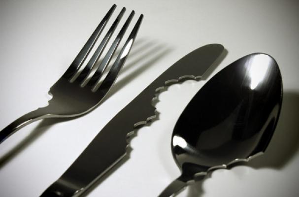 Foodista Bite Silverware Is An Artistic Awareness Message