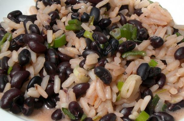 Foodista | Quick and Easy Cuban Black Beans and Rice