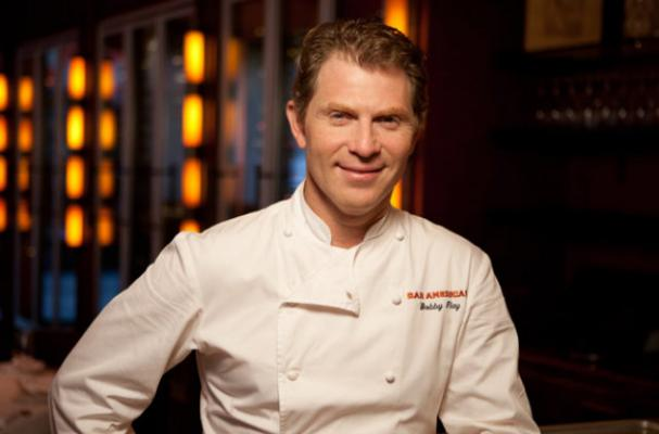 Bobby Flay Shares Healthy Eating Habits