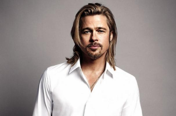 Angelina Jolie Puts Brad Pitt on a Diet