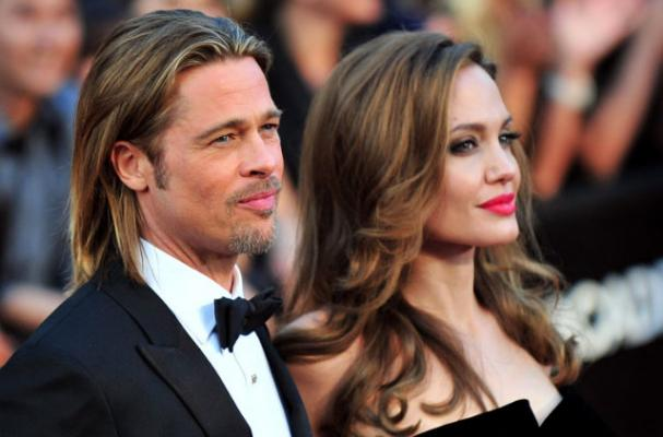 The Jolie-Pitt Wine Sells Out in Five Hours